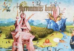 Hieronymus Bosch-Decodierte Abträume