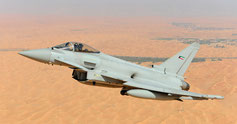 Accordo tra Italia e Kuwait per 28 Eurofighter Typhoon.
