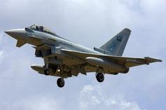 Damocles pod per gli Eurofighter sauditi contro l'ISIS