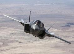 La RAF programma l'entrata in linea degli F-35B