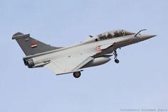Volano i Rafale dell'Egyptian Air Force, ormai finiti gli anni difficili per il caccia Dassault.