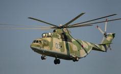 """ELICOTTERI - Russia e Cina una joint venture per il sostituto del Mi-26 """"Halo""""."""