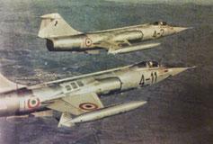 I caccia degli anni della rinascita: Aeronautica Militare una potenza occidentale.