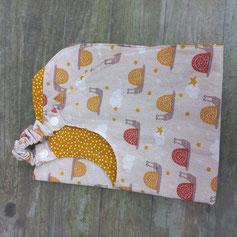 serviettes a elastiques artisanales pour les enfants