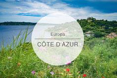 Reisetipps, Côte D'Azur, Frankreich, Die Traumreiser