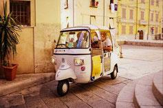 Sightseeing auf Italienisch