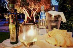 Abendessen im Arbatasar Hotel