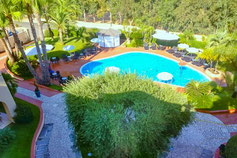 Pool des Arbatasar Hotels