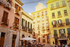Das Zentrum von Cagliari