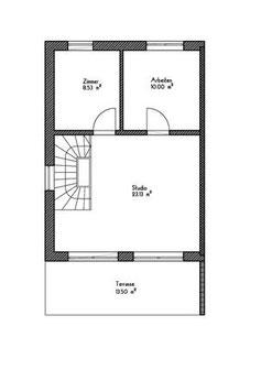 Grundriss-Dachgeschoss div Immobilien Ulm und Senden