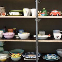 Keramik Abholware Glasurbrand