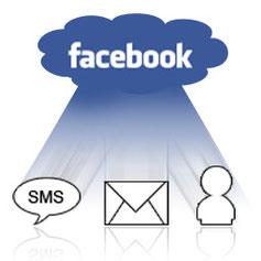 Online Kommunikation wird eins - Facebook kündigt Facebook Nachrichten an