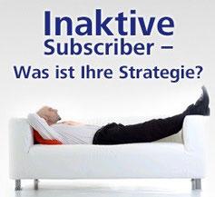 Inaktive Empfänger zu Umsatzbringern machen - Tipps einer E-Mail-Marketing Agentur