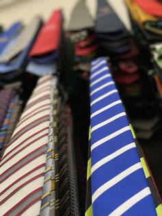Krawattenkonfektion