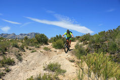 MTB, guided Tours in Denia