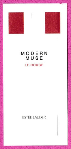 2015 - MODERN MUSE - LE ROUGE
