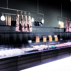 Visual Merchandising FOOD STYLING METZGEREI