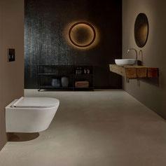 AXENT Switzerland Bathroom 2021 Set Design & Realisation