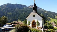 Nesselwängle, Kapelle Sonneschlössli...