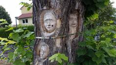 Echte Baummenschen...