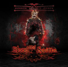 CD Cover Red Blood Sandman