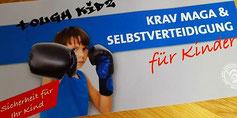 Krav Maga - Combatives Bad Vilbel - Tough Kidz, die neuen Flyer für unser Kindertraining sind da