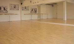 Tanzsaal 1 Balletto
