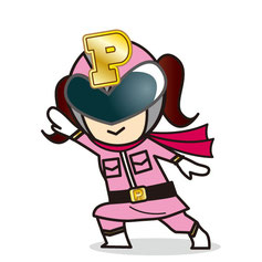パネルマン【ピンク】