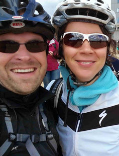 Mit dem Mountainbike auf den Brocken