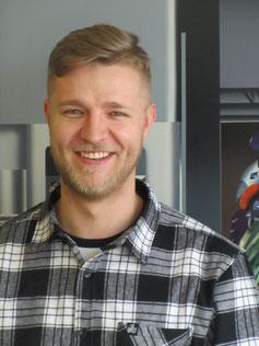 Yannick Schütt | UNION-FreiraumMobiliar | Eisen-Jäger Kiel GmbH