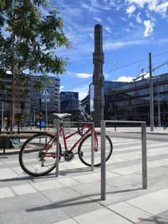 Vasa Flachstahl Fahrradbügel