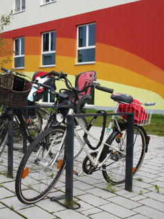 Topaz Anlehnbügel für Fahrräder