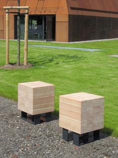 Quadrat Sitzwürfel