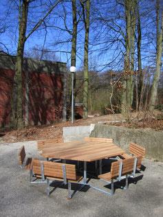 Convent Tisch-Bank-Kombi