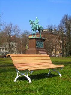 Belvedere Sitzbank