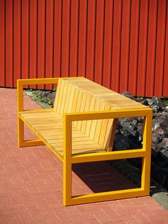 Conti Sitzbank und Sessel