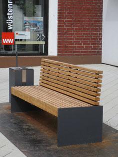 Puro XL Sitzbank