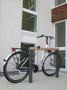 Mercedes Stahl-Holz-Parker