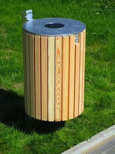 Intro Abfallbehälter