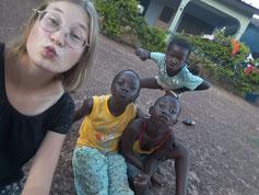 Selfie: Ein bisschen blöd gucken? Können wir !