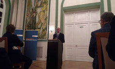 Beien Neujahrsempfang CDU OPR Mit Bundestagspräsident Prof. Dr. Norbert Lammert