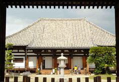法華寺本堂