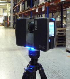 3D Laser Scanning mit dem FARO Focus3D