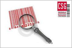 Barcode Prüfung