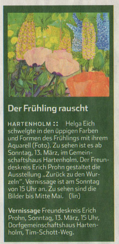 Hamburger Abendblatt 10.03.2016