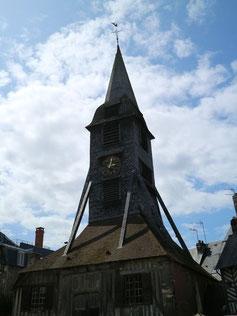 Kirche Sainte Catherine Honfleur