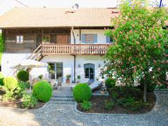 Historischer Bauernhof Oberbayern