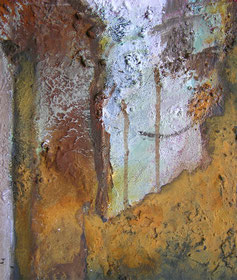 Malerei,Acryl,Rost,besondere Bilder,zeitgenössische Kunst,Kunst,Peter Oberthaler