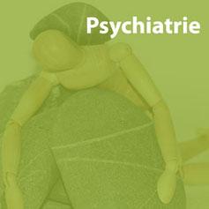 Ergotherapie im Fachbereich Psychiatrie