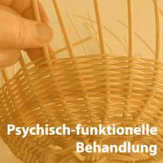 Psychisch-funktionelle Ergotherapie